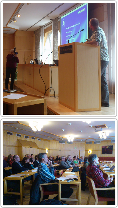 Övergödningsseminarium 24 februari 2014