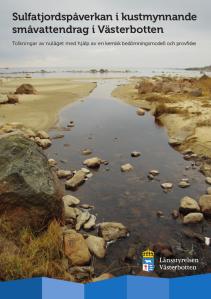 SSJ-vattendragsrapport